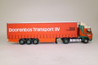 Corgi Classics CC12408; Volvo FH Artic; Curtainside Trailer, De Boor, Doorenbos Transport BV