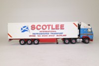 Corgi Classics CC12420; Volvo FH Artic; Fridge Trailer, Scotlee International