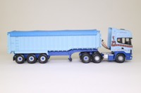 Corgi Classics CC12921; Scania Topline; Bulk Tipper; Kenneth McWilliam Transport