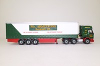 Corgi Classics CC12102; Renault Premium Artic (1:50); Curtainside, WM Armstrong (Longtown) Ltd