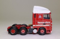Corgi Classics CC13208; DAF XF Space Cab Unit; Prestons of Potto