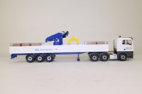 Corgi Classics CC13411; MAN TGA XL; Crane Trailer and Load; RDL Distribution Ltd