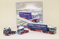 Malcolm Logistics 3 Truck Set