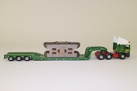 Corgi Classics CC11909; ERF EC Artic; Low Loader & Steel Casting: Bowring Transport Ltd