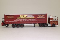 Corgi Classics CC13404; MAN TGA XXL; Artic Curtainside with Moffett Mounty: Norman Emerson & Sons Ltd
