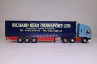 Corgi Classics 75203; ERF EC Artic; Curtainside: Richard Read (Transport) Ltd