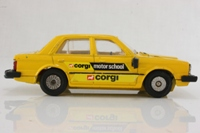 Corgi 277; Triumph Acclaim Driving School; Yellow