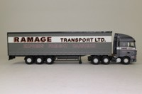 Corgi Classics CC13217; DAF XF Space Cab; Curtainside Trailer, Ramage Transport Ltd