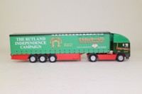 Corgi Classics 59559; ERF EC 1:64 Scale; Artic Curtainside; CS Ellis Group Ltd