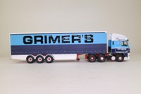 Corgi Classics CC13212; DAF XF Space Cab; Curtainside Trailer, Grimers Transport Ltd