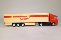 Corgi Superhaulers TY86613; Scania R Cab, 1:64 Scale; Artic Box Trailer; Wilkinson Everytime