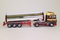 Corgi Classics CC13222; DAF XF Space Cab; Tanker, William Nicol Transport