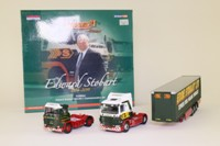 Edward Stobart 1954-2011 Commemorative Set