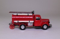 Matchbox Collectibles YFE04; 1939 Bedford Fire Service Tanker