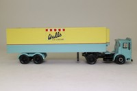 Corgi Classics 21401; AEC Ergomatic Cab; Artic Fridge Trailer; Walls Ice Cream
