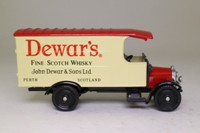 Corgi Classics C913; 1929 Thornycroft Van; Dewars Scotch Whiskey