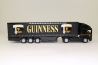 Corgi Superhaulers 59529; ERF EC 1:64 Scale; Artic Curtainside Trailer, Guinness