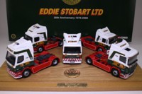 Eddie Stobart 30th Anniversary 5 Cab Unit Set