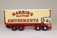 Corgi Classics CC10303; AEC Ergomatic Cab; 8 Wheel Rigid Pole Truck, Harris's Old Tyme Amusements