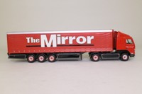 Corgi Superhaulers 86702; Volvo FH 1:64 Scale; Artic Curtainside, The Mirror, Eddie Stobart