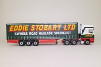 Corgi Classics CC13201; DAF XF Space Cab; Curtainside Trailer, Eddie Stobart Ltd