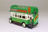 Matchbox Collectibles YET05-M; 1922 AEC S Type Omnibus; Dublin Corporation, O'Connell Bridge