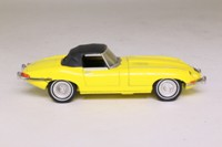 Dinky by Matchbox DY-1B; 1967 Jaguar E-Type; Soft Top