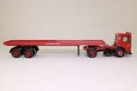 Corgi Classics 22101; Leyland Ergomatic Cab; Articulated flatbed: British Road Services
