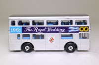 Matchbox SuperKings K-15/2; The Londoner Daimler Fleetline Bus
