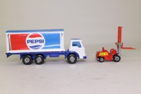 Matchbox SuperKings K-40/2; Ford D Series Soft Drinks Delivery Truck