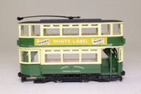 Corgi Classics 97296; Double Deck Tram, Closed Top, Closed Platform; Liverpool Corporation; 19 Pier Head