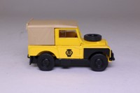Dinky by Matchbox DY-9; 1949 Land-Rover