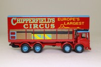 Corgi Classics 97896; AEC Ergomatic Cab; 8 Wheel Rigid Pole Truck, Chipperfield's Circus