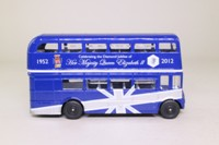 Corgi CC82321; AEC Routemaster Bus; Queen's Diamond Jubilee 2012