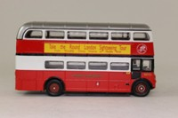 Corgi Classics 35004; AEC Routemaster Bus; London Transport; Rt 24 Camden Town, Charing Cross Rd, Whitehall, Victoria