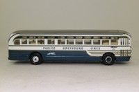 Corgi Classics 98600; GM Old Look Bus; TD4502: Pacific Greyhound Lines