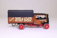 Corgi Classics 80201; 1925 Foden C Type Steam Lorry; Dropside w Tilt, Tate & Lyle Packet Sugar