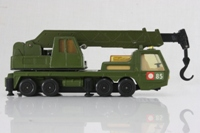 Matchbox Battle Kings K-113/1; Armoured Hercules Mobile Crane