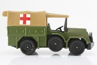 Matchbox Battle Kings K-112/1; DAF Ambulance