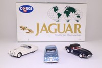 Jaguar Through The Years 3 Car Set