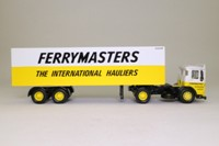 Corgi Classics 21301; AEC Ergomatic Cab; Artic Box Trailer, Ferrymasters International Hauliers