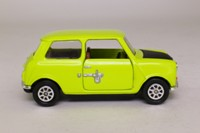 Corgi Classics CC82224; BL/Rover Mini; Mr Bean, With Cartoon Figure
