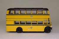 Corgi Classics 97205; Guy Arab Bus; Bournemouth; Rte 3 Winton, Moordown, Kinson