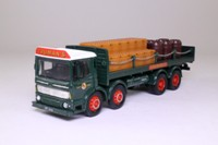 Corgi Classics 20901; AEC Ergomatic Cab; Flatbed With Chains, Truman's Brewery, Crates & Barrels