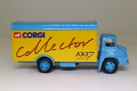 Corgi Classics 30305; Ford Thames Trader; Box Van: Corgi Collector's Club 1997