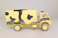 Corgi Classics CC60303; Bedford QLD Truck; Supply Truck, 7th Armoured Division, The Desert Rats, Libya 1942
