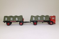 Corgi Classics 97895; AEC Ergomatic Cab; Flatbed With Trailer: British Road Services