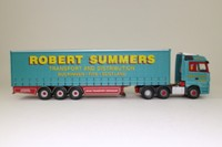 Corgi Classics CC13803; Mercedes-Benz Actros; Curtainside, Robert Summers Transport Ltd