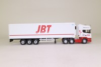 Corgi Classics CC18103; Scania R Cab Artic, 1:76 Scale; Fridge Trailer; JBT