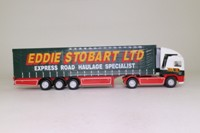 Corgi Classics 59505; ERF EC 1:64 Scale; Artic Curtainside, Eddie Stobart, Detailed Version